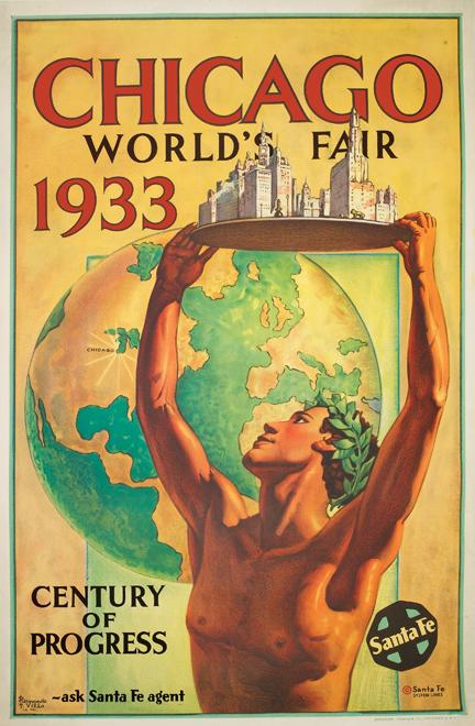 Chicago World's Fair 1933/ Century of Progress