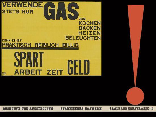 Verwende Stets nur Gas