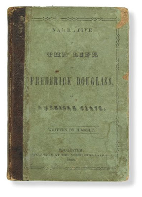 Narrative of the Life of Frederick Douglass, an AmericanSlave, Written by Himself