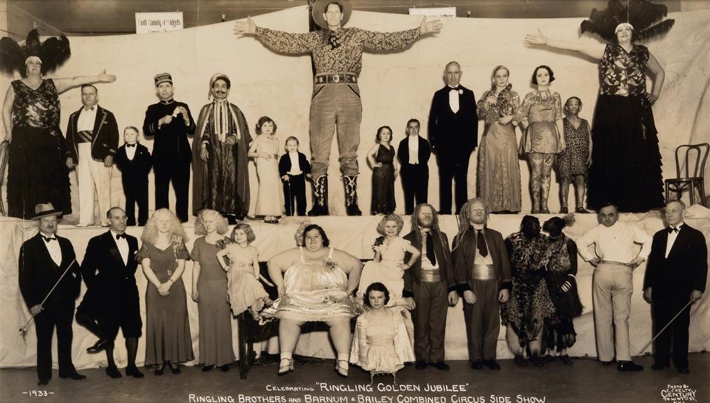 Edward J Kelty Circus Photographer Swann Galleries News