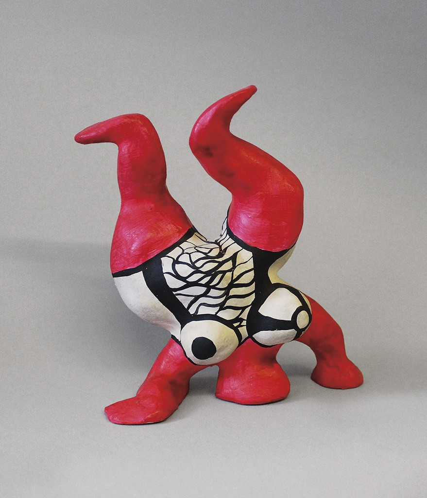 Niki de Saint Phalle, Nana, sculpture