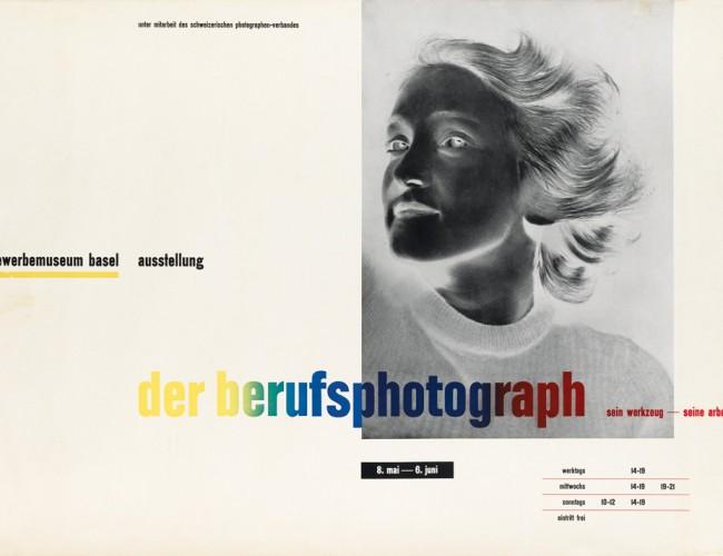Jan Tschichold, Der Berufsphotograph, 1938.