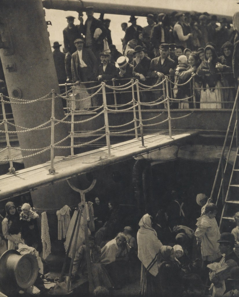 Lot 59: Alfred Stieglitz, The Steerage, photogravure, 1907, printed 1915. Sold for $20,000.