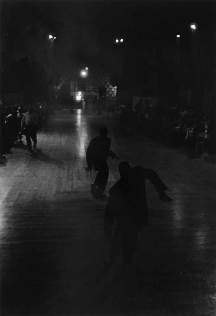 Lot 144: Roy DeCarava, Dancers, silver print, 1956, printed 1981. Sold February 14, 2017 for $40,000, a record for the work.