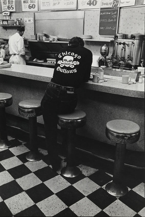 Lot 199: Danny Lyon, Jack, Chicago, 1965-66, from Danny Lyon