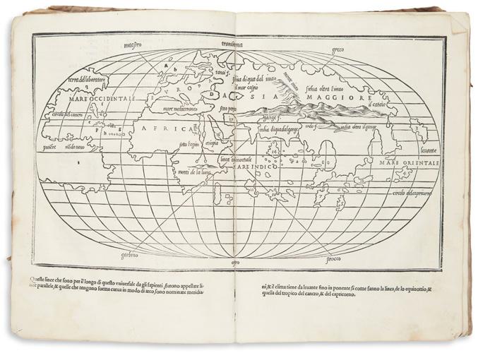 isolario, atlas, auction