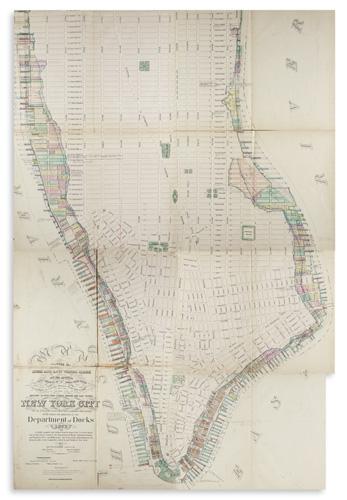 nyc, maps