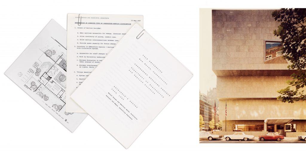marcel breuer, hamilton smith, archive