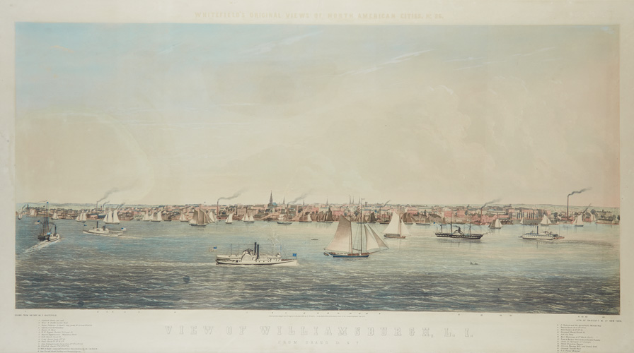 lithograph, new york, auction