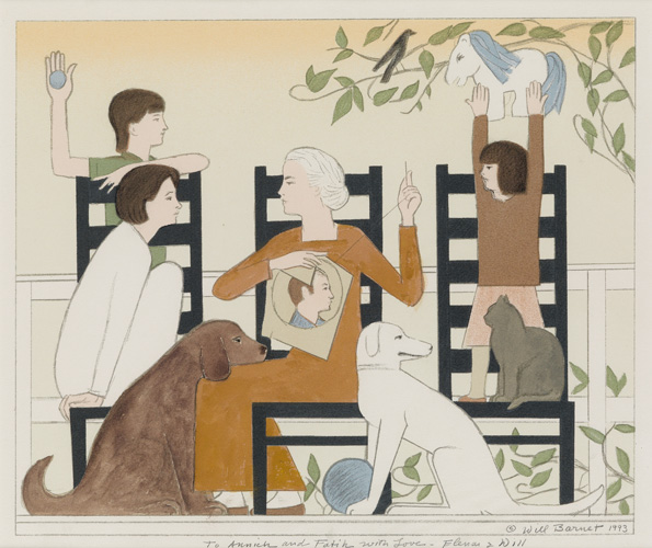 will barnet, auction