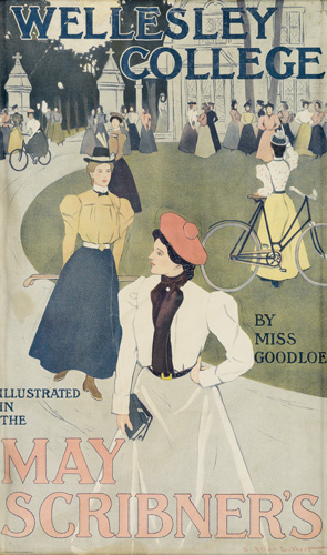 Wellesley College, posters, auction