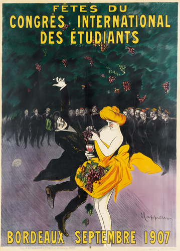 Leonetto Cappiello, Vintage Posters, auction