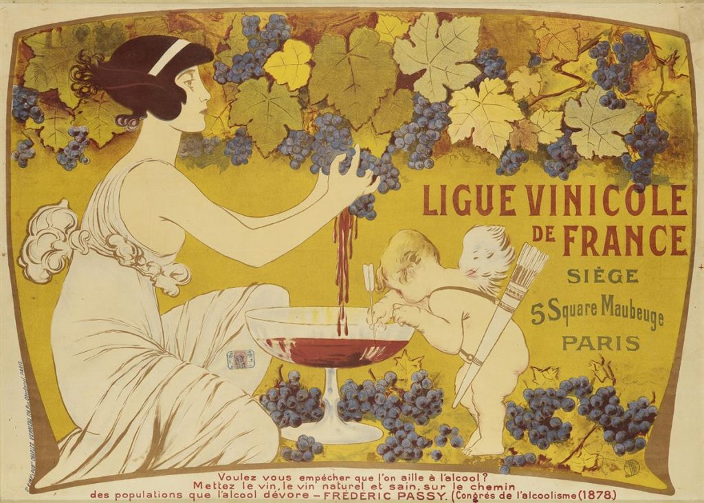 Lot 294 | Manuel Orazi - Wine poster
