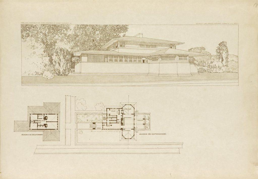 architecture design plate