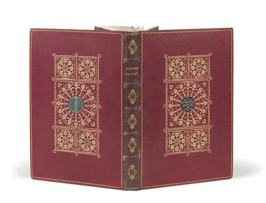 elaborate binding