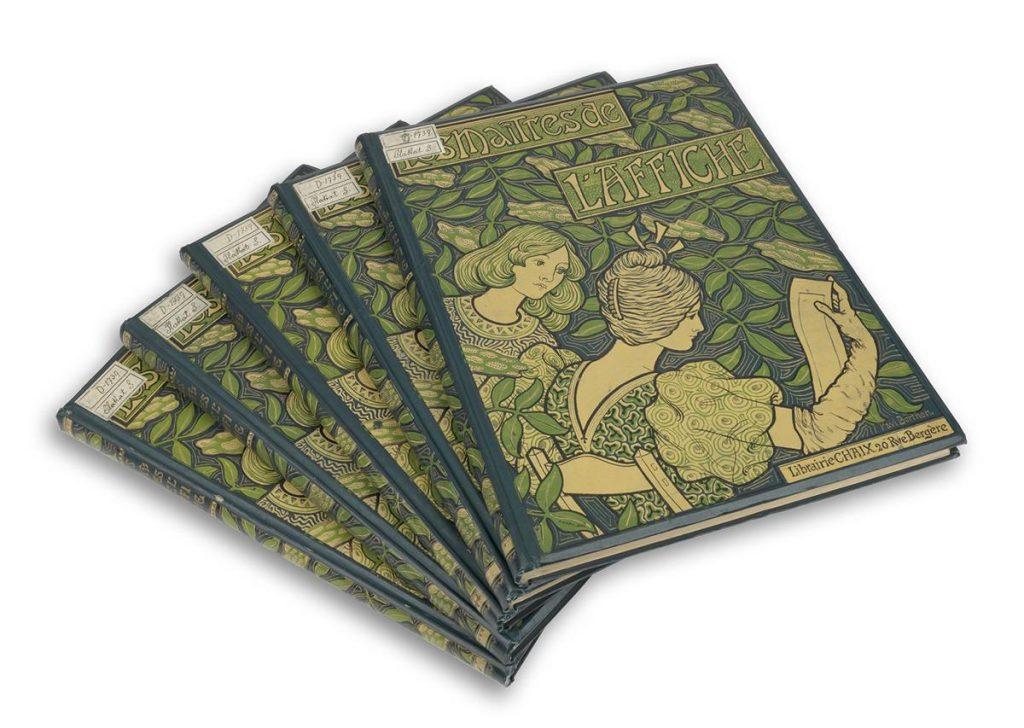 Cover image of Les Maîtres de L'Affiche. Poster books