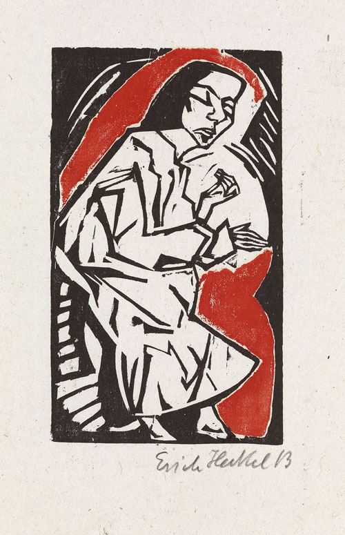 Lot 119 - Erich Heckel