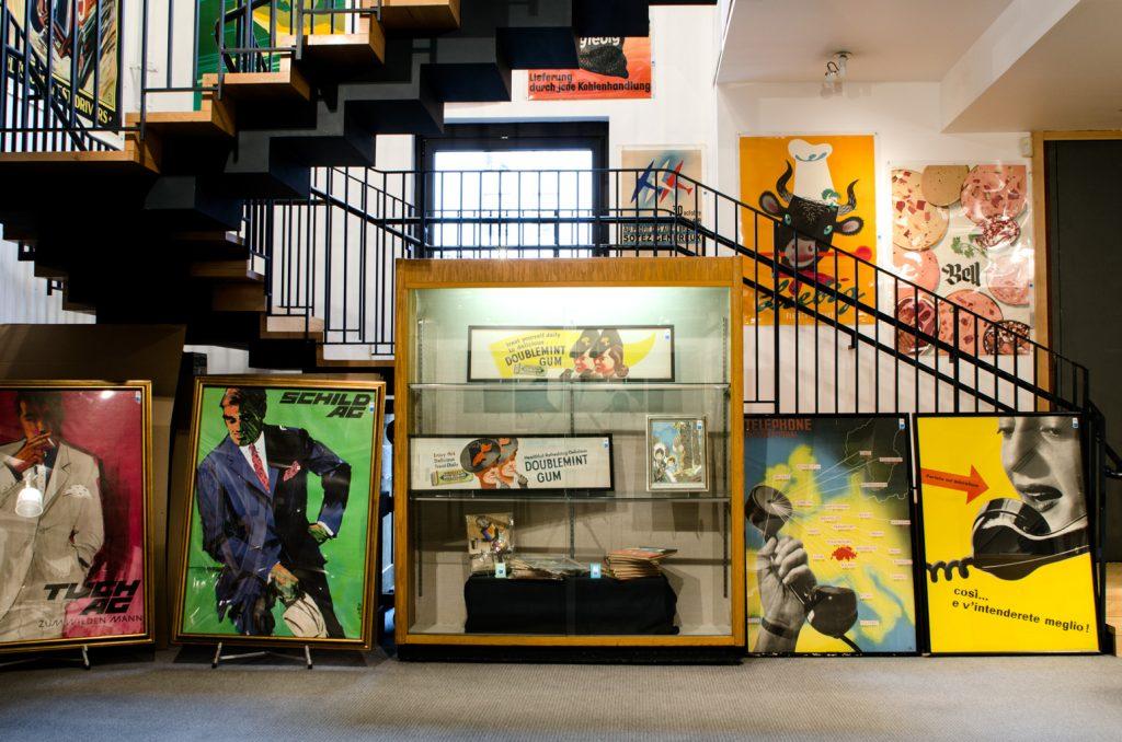 vintage posters auction exhibition