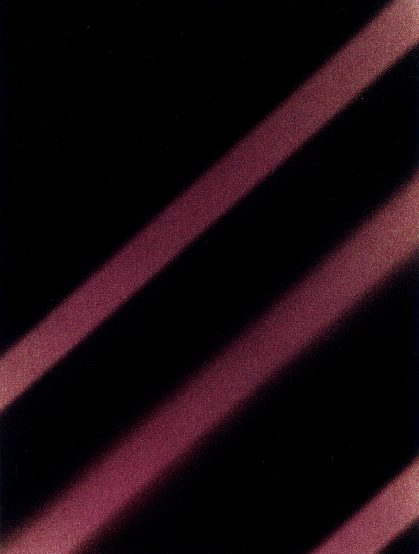 Walead Beshty, X-Ray Amethyst