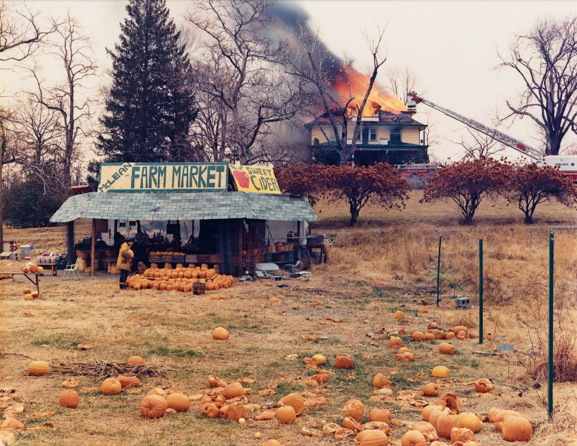Joel Sternfeld, McLean, Virginia, December 4, 1978,