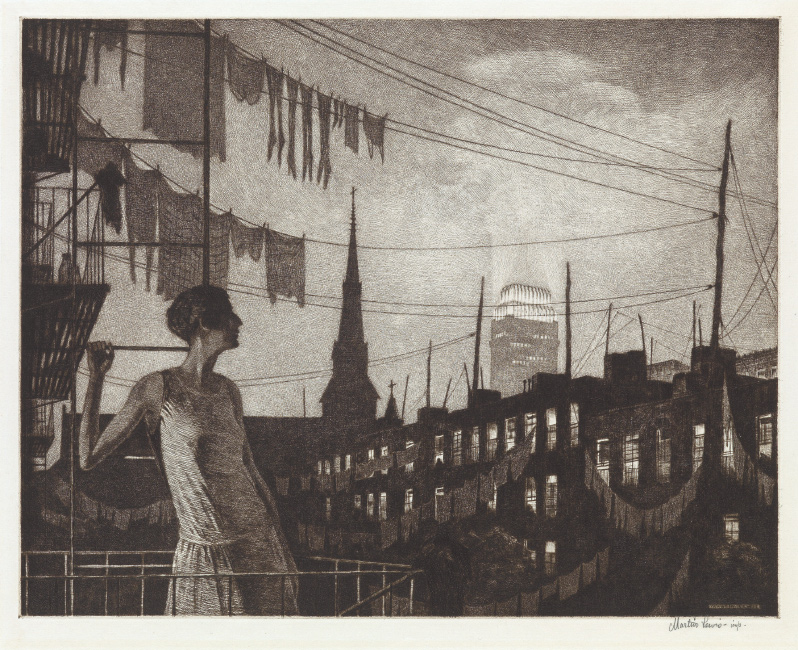 fall 2019 - martin lewis's glow of the city