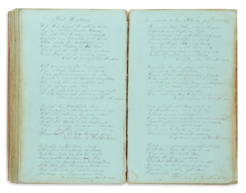 Samuel Walker, diary kept during the entire first cruise of the USS Kineo, a gunboat on the Mississippi, 1854-69.