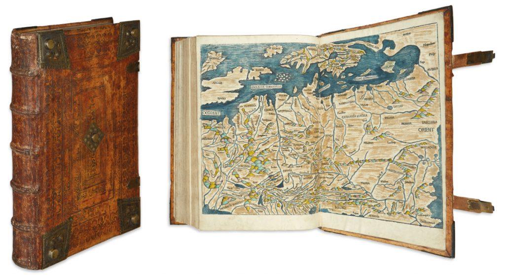 Hartmann Schedel, Liber Cronicarum cum Figuris et Ymaginibus ab Inicio Mundi, Nuremberg, 1493.
