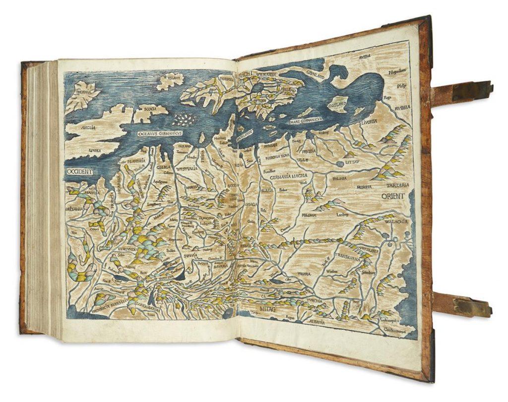 Hartmann Schedel, Liber Cronicarum cum Figuris et Ymaginibus ab Inicio Mundi, Nuremberg, 1493
