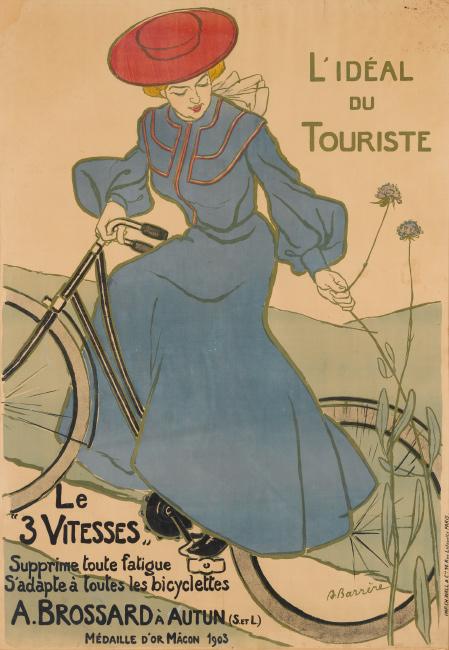 Adrien Barrère, L'Ideal du Touriste, 1903.