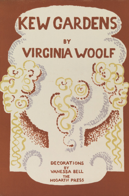 Virginia Woolf, Kew Gardens, limited edition, signed by Woolf and Bell, London, 1927.