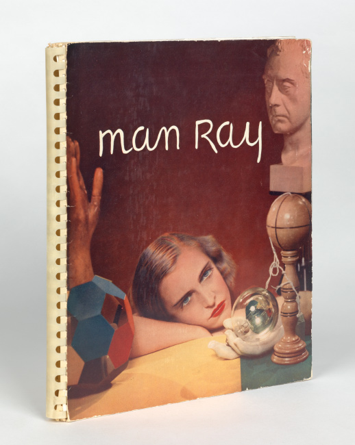 Man Ray, Photographies 1920-1934 Paris, signed and inscribed to gallerist Jack P. Mayer, Hartford, 1934
