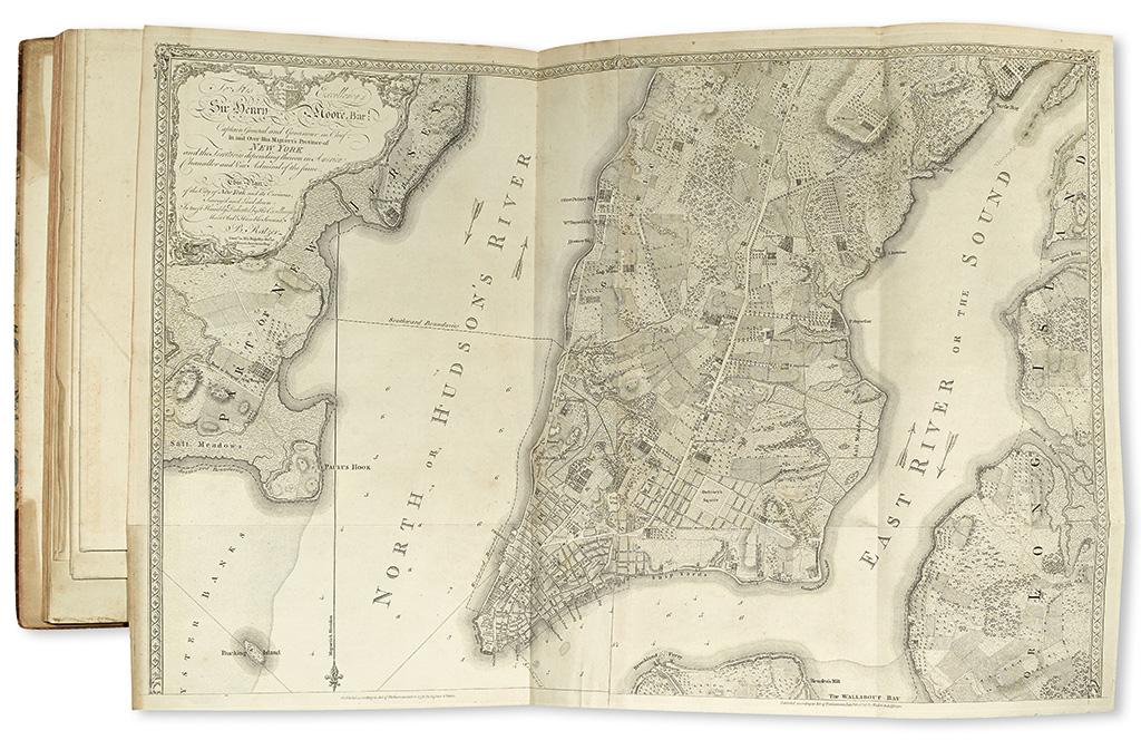 William Faden, The North American Atlas, London, 1777.
