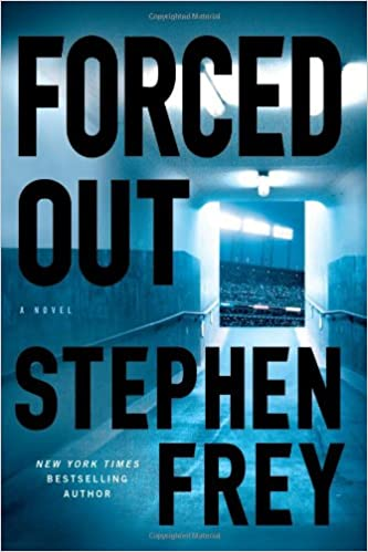 Cover of Forced our by Stephen Frey