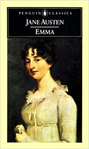 Cover of Emma by Jane Austen