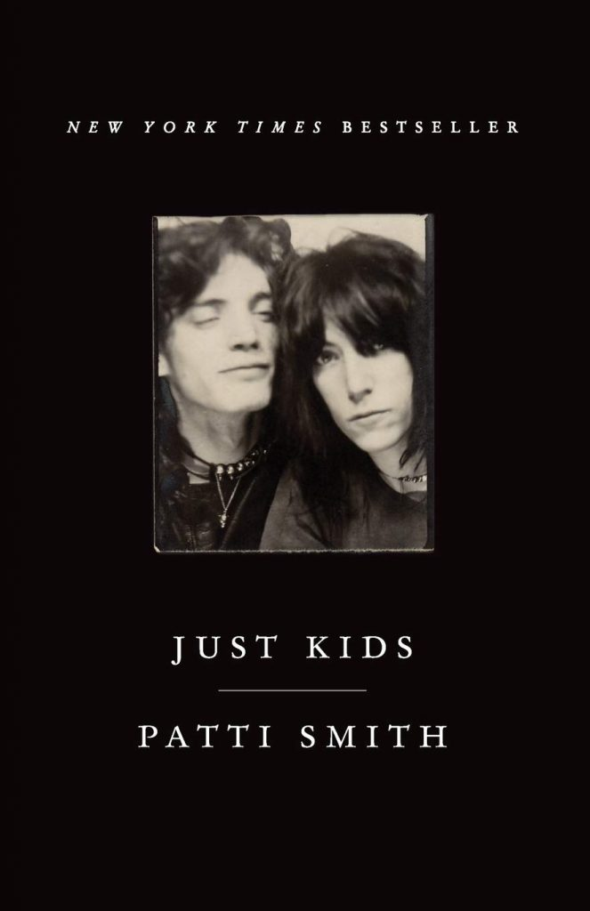 Cover of Just Kids by Patti Smith