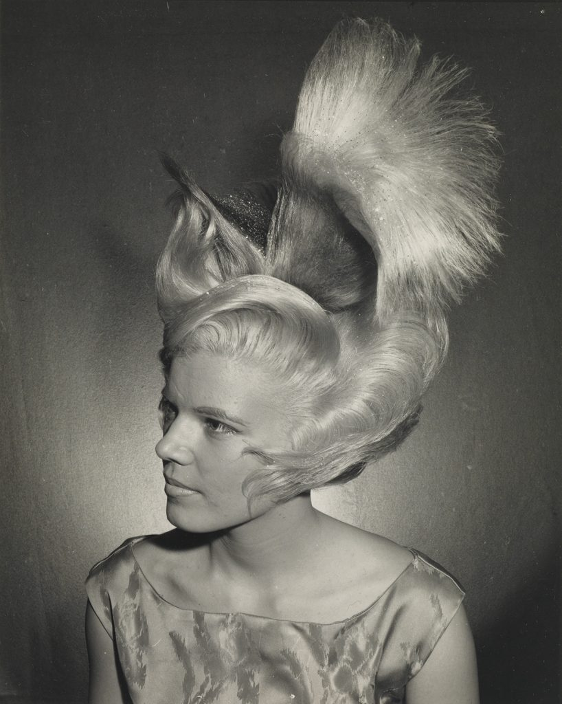 Archive of 115 photographs documenting a beauty school in Winnipeg, Minnesota, 1950-60s. Sold for $5,125 in April 2019.