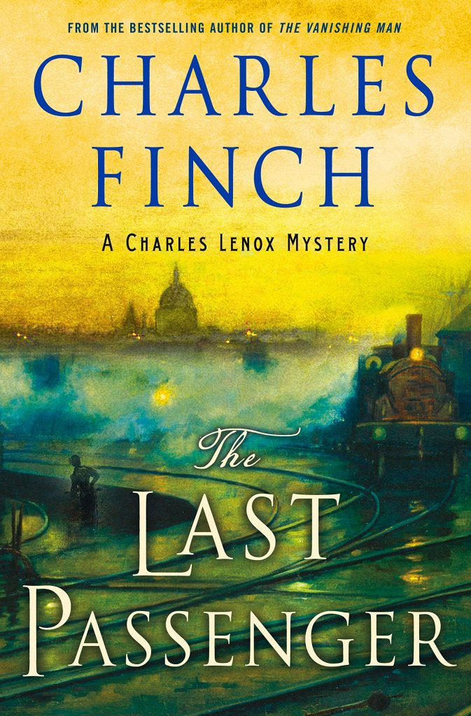 Cover of The Last Passenger by Charles Finch