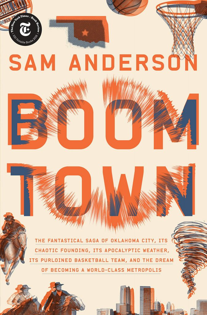 Cover of Boomtown by Sam Anderson