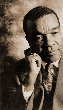 Nigel Freeman on the Legacy of David C. Driskell, 1931-2020